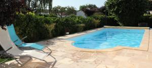 piscine acrylique