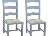 Une chaise en bois massif, un achat intelligent